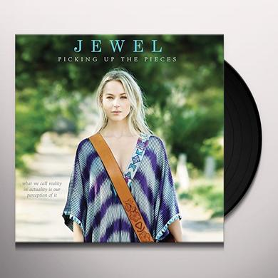 Jewel PICKING UP THE PIECES Vinyl Record
