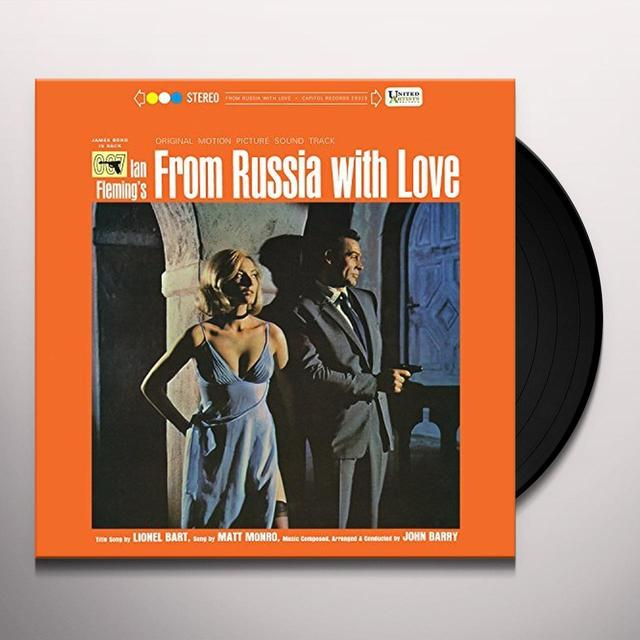 FROM RUSSIA WITH LOVE / O.S.T. Vinyl Record