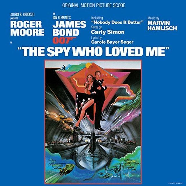 SPY WHO LOVED ME / O.S.T. Vinyl Record