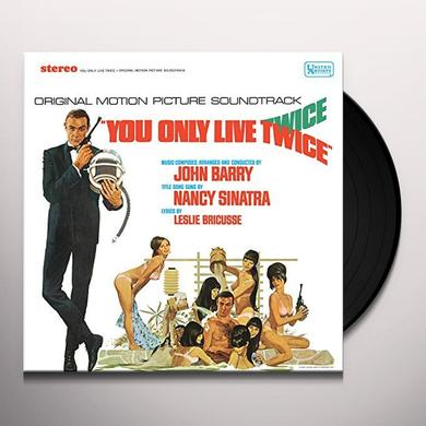 YOU ONLY LIVE TWICE / O.S.T. Vinyl Record