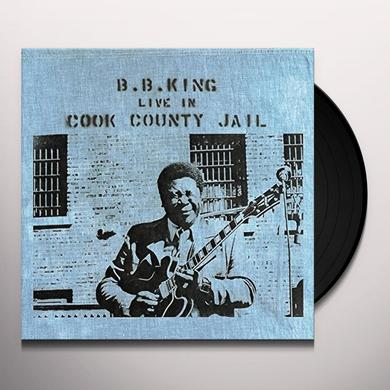 B.B. King LIVE IN COOK COUNTY JAIL Vinyl Record