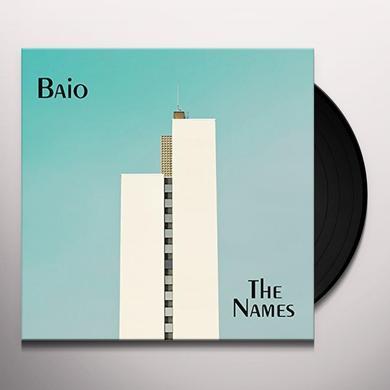 Baio NAMES Vinyl Record