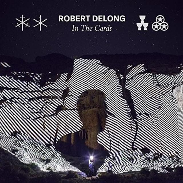 Robert Delong IN THE CARDS Vinyl Record
