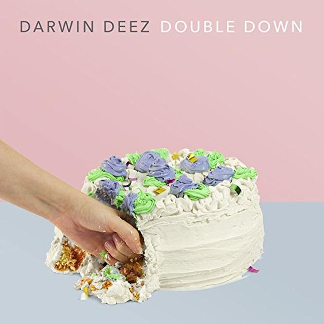 Darwin Deez DOUBLE DOWN Vinyl Record