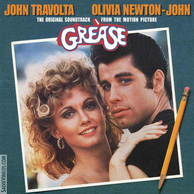 GREASE / O.S.T. Vinyl Record