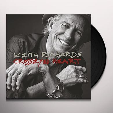 Keith Richards CROSSEYED HEART Vinyl Record