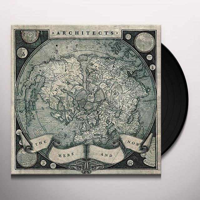 Architects HERE & NOW Vinyl Record - UK Import