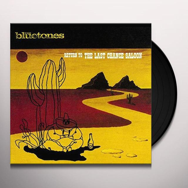 The Bluetones RETURN TO THE LAST CHANCE SALOON Vinyl Record