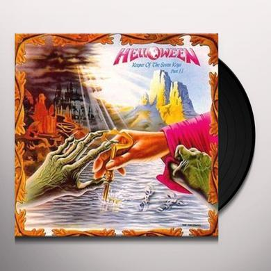 Helloween KEEPER OF THE SEVEN KEYS (PART TWO) Vinyl Record - UK Import