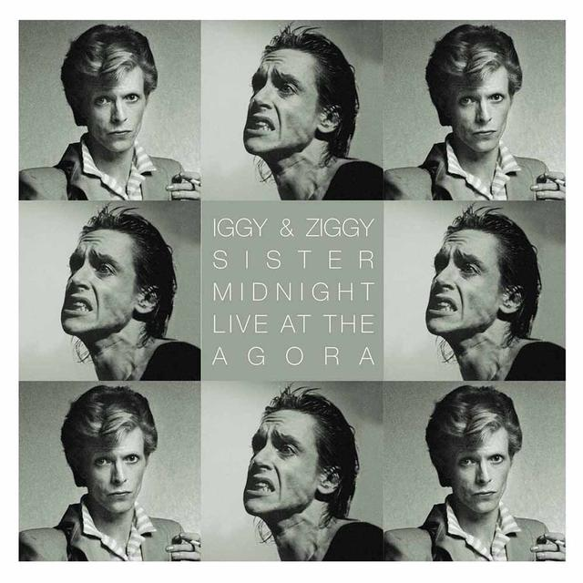 Iggy & Ziggy SISTER MIDNIGHT Vinyl Record - UK Import