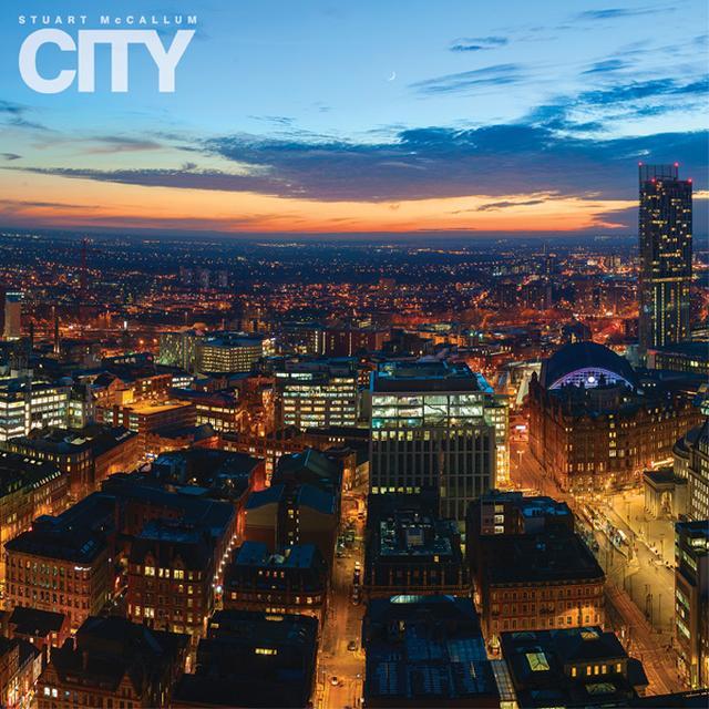 Stuart McCallum CITY Vinyl Record - UK Import