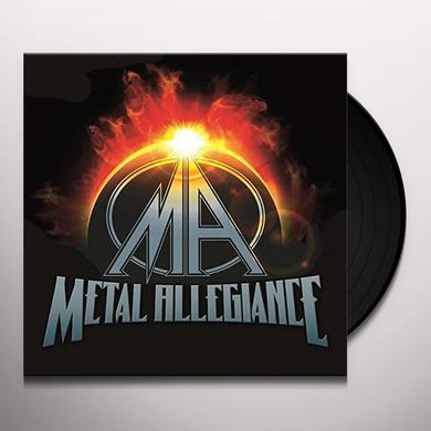 METAL ALLEGIANCE Vinyl Record - UK Import