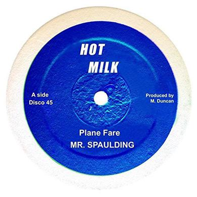 MR SPAULDING PLANE FARE/FANTASTIC Vinyl Record
