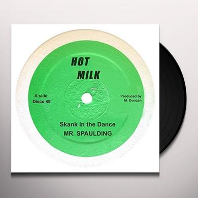 MR SPAULDING SKANK IN THE DANCE/COME NOW YOUTHMAN Vinyl Record