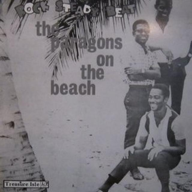 The Paragons ON THE BEACH Vinyl Record - UK Import