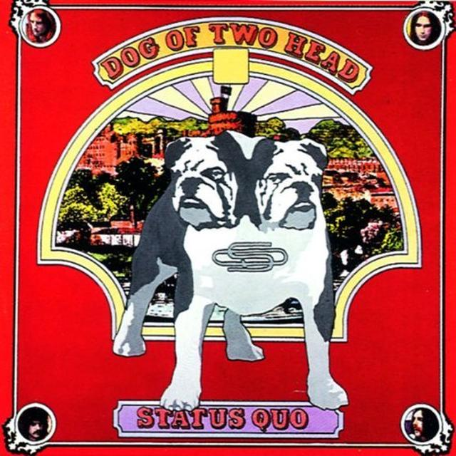 Status Quo DOG OF TWO HEAD Vinyl Record - UK Import