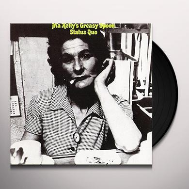Status Quo MA KELLY'S GREASY SPOON Vinyl Record - UK Import