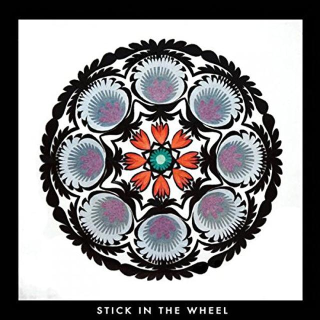 STICK IN THE WHEEL FROM HERE Vinyl Record - UK Import