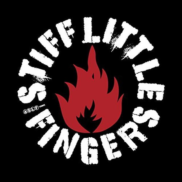 Stiff Little Fingers FLY THE FLAGS (LIVE AT THE BRIXTON ACADEMY 1991) Vinyl Record