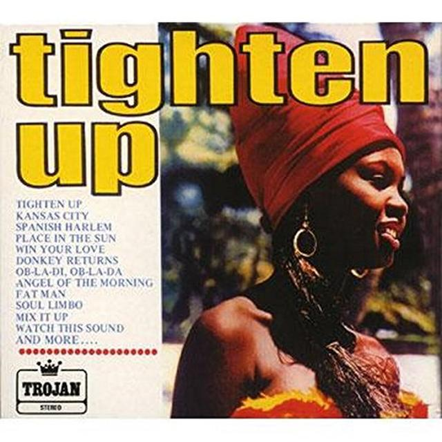 TIGHTEN UP 1 / VARIOUS (UK) TIGHTEN UP 1 / VARIOUS Vinyl Record - UK Import