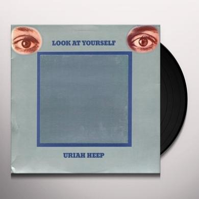 Uriah Heep LOOK AT YOURSELF Vinyl Record - UK Import