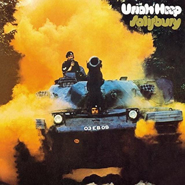 Uriah Heep SALISBURY Vinyl Record - UK Import