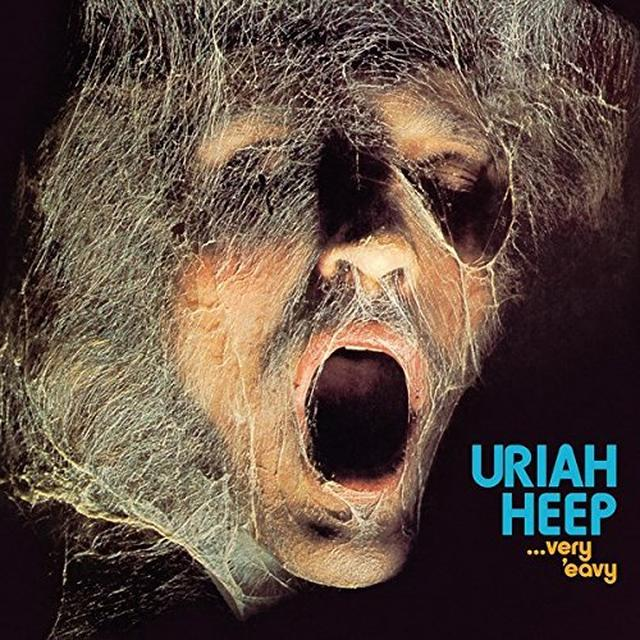 Uriah Heep VERY EAVY VERY UMBLE Vinyl Record - UK Import