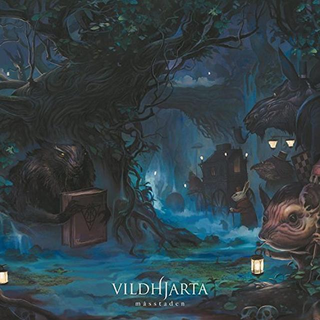 Vildhjarta MASSTADEN Vinyl Record - Holland Import