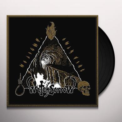 Witchsorrow NO LIGHT ONLY FIRE Vinyl Record - UK Release