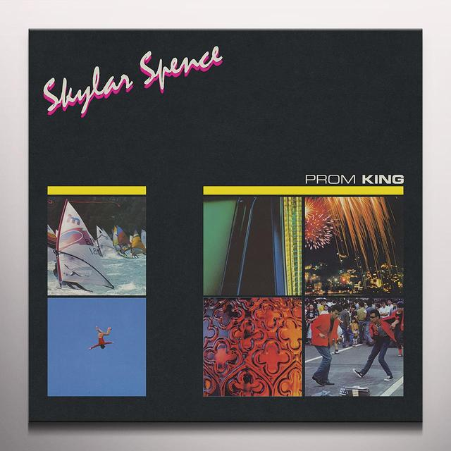Skylar Spence PROM KING Vinyl Record - Gold Vinyl, Limited Edition, Digital Download Included