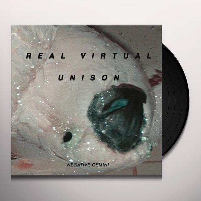 NEGATIVE GEMINI REAL VIRTUAL UNISON Vinyl Record