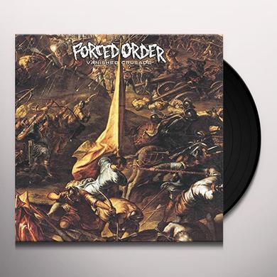 Forced Order VANISHED CRUSADE Vinyl Record