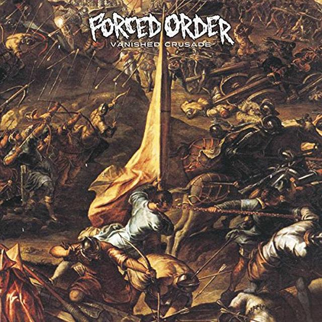 Forced Order VANISHED CRUSADE Vinyl Record