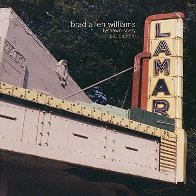 Brad Allen Williams LAMAR Vinyl Record - Gatefold Sleeve
