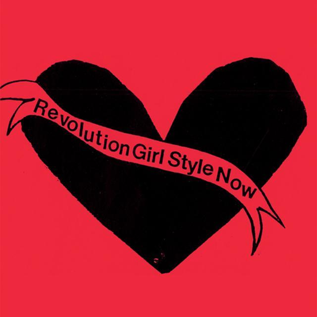 Bikini Kill REVOLUTION GIRL STYLE NOW Vinyl Record