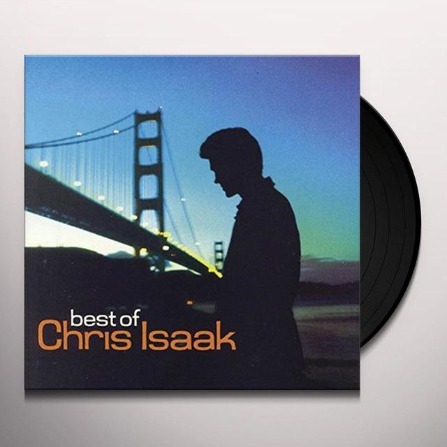 Chris Isaak GREATEST HITS Vinyl Record