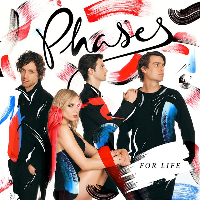 Phases FOR LIFE Vinyl Record - Colored Vinyl, Digital Download Included