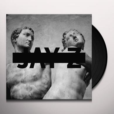 jay-z-merge MAGNA CARTA: HOLY GRAIL Vinyl Record - Gatefold Sleeve, 180 Gram Pressing