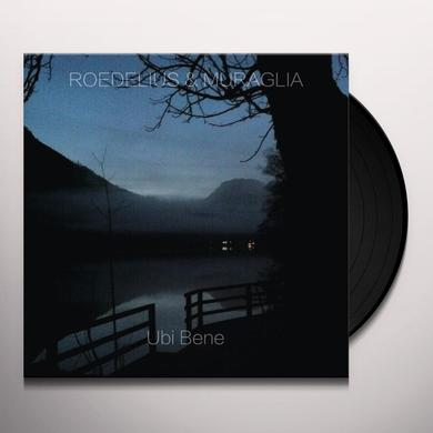 ROEDELIUS & MURAGLIA UBI BENE Vinyl Record