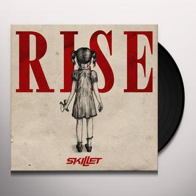 Skillet RISE Vinyl Record