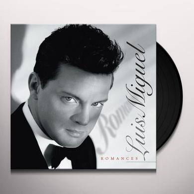 Luis Miguel ROMANCES Vinyl Record