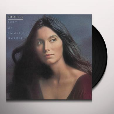 PROFILE: BEST OF EMMYLOU HARRIS Vinyl Record