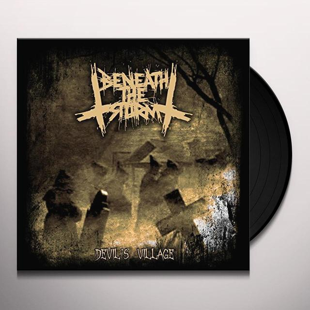 BENEATH THE STORM DEVIL'S VILLAGE Vinyl Record - Italy Import