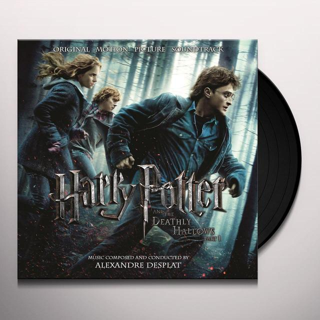 HARRY POTTER & DEATHLY HALLOWS PART 1 / O.S.T. Vinyl Record