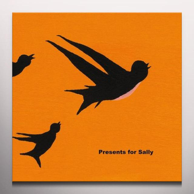 PRESENTS FOR SALLY COLOURS & CHANGES Vinyl Record - Colored Vinyl, Limited Edition