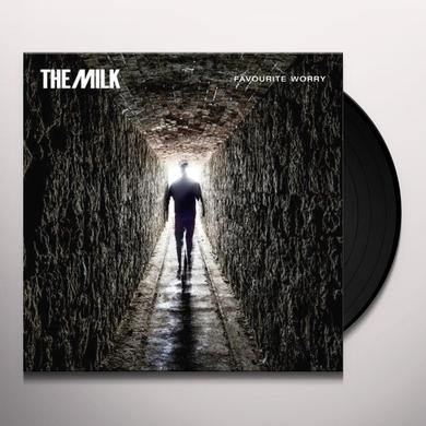 Milk FAVOURITE WORRY Vinyl Record
