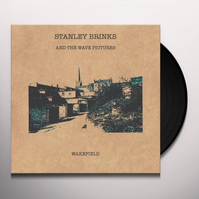 Stanley Brinks and The Wave Pictures WAKEFIELD Vinyl Record