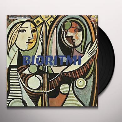 Egisto Macchi BIORITMI Vinyl Record