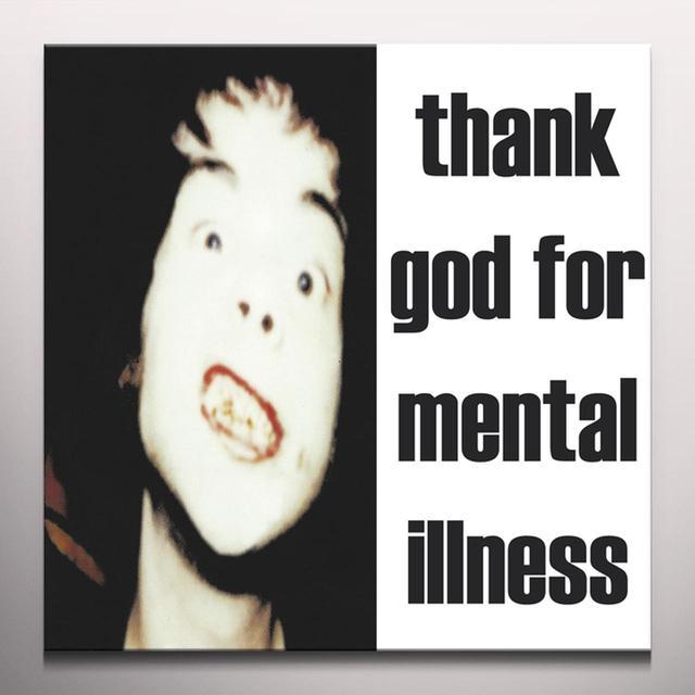 The Brian Jonestown Massacre THANK GOD FOR MENTAL ILLNESS Vinyl Record - Colored Vinyl, 180 Gram Pressing, Yellow Vinyl