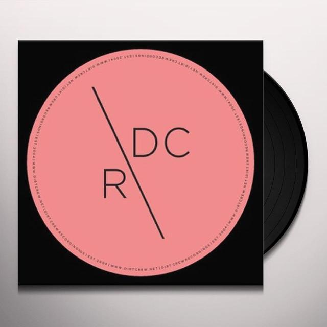Ponty Mython & Sebastien Vorhaus MILA IT'S NOT OVER Vinyl Record